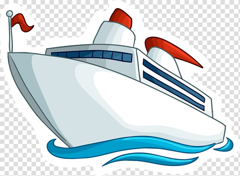 Ship free content transparent. Boating clipart cruise