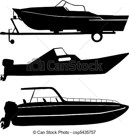 Speed free . Boating clipart fast boat