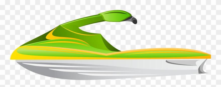 Motor boats clip art. Boating clipart jet boat
