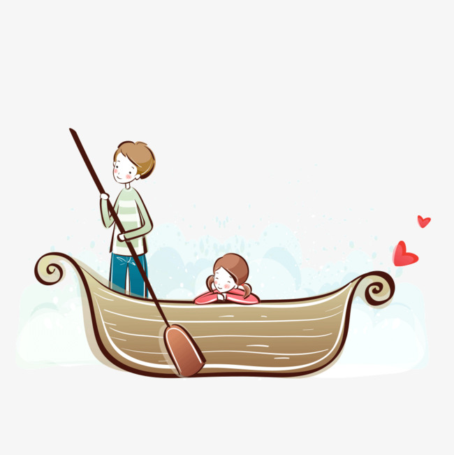 Boating clipart love boat. Couple ferry png image