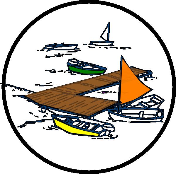 Boat dock clip art. Boating clipart marina