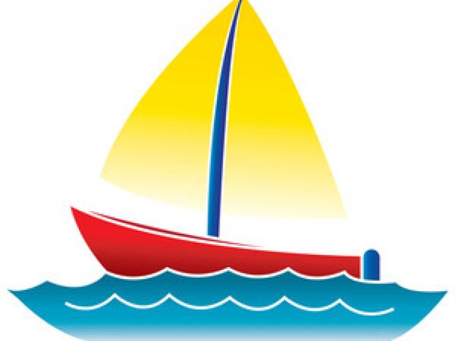Wave boat free on. Boating clipart marina
