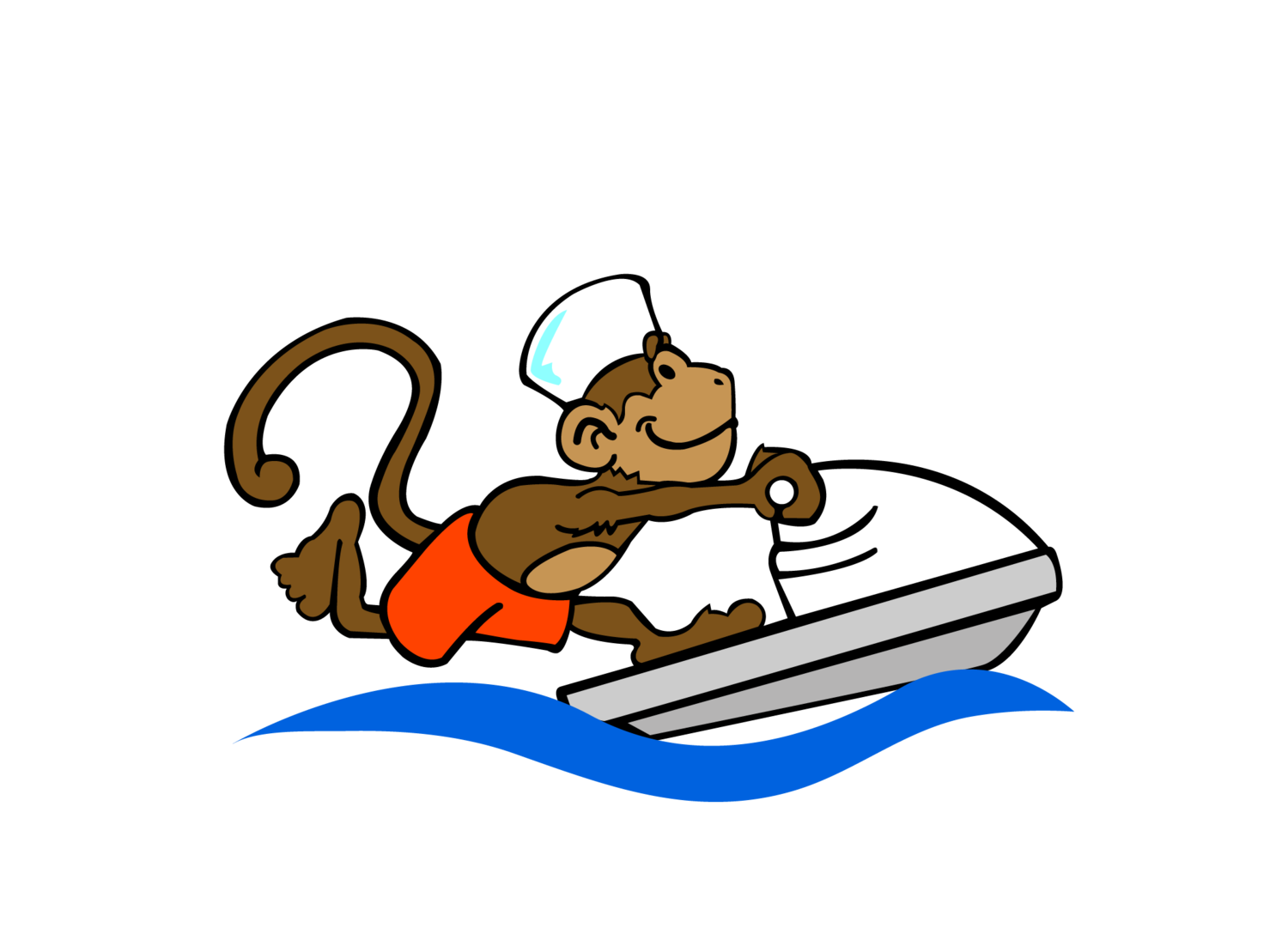 Boating clipart occurrence. Nature tours sea monkeys