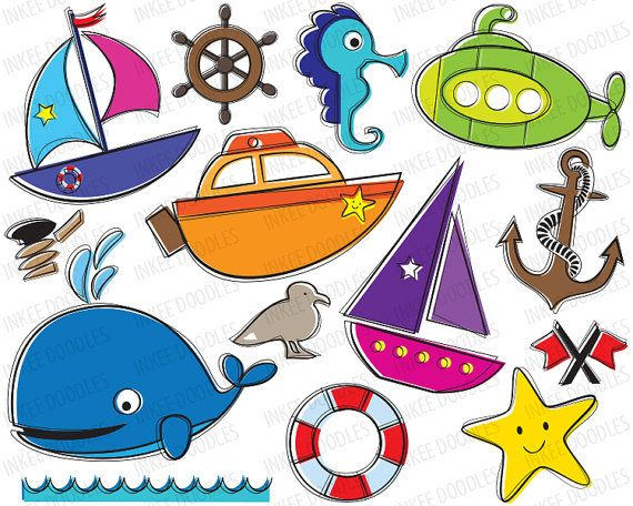 best birthday clip. Boating clipart party boat