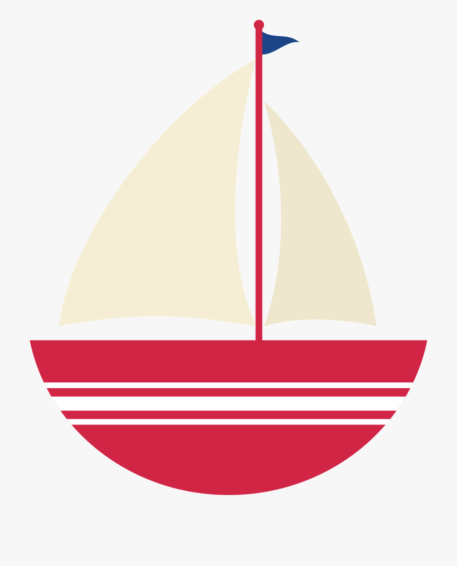 Nautical baby clip art. Boating clipart party boat