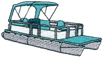 Boat free download. Boating clipart pontoon