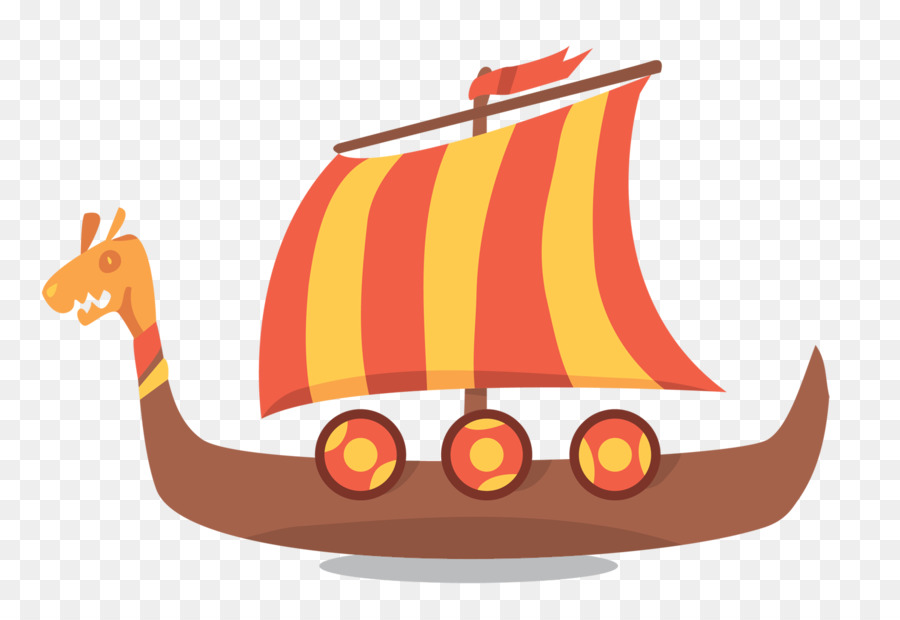 Dragon ship clip art. Boating clipart racing boat