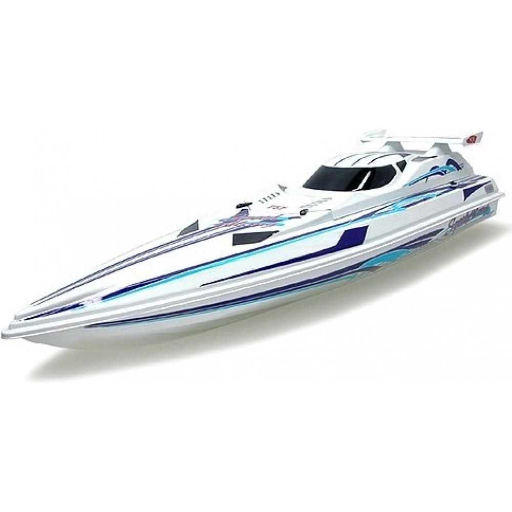 Boating clipart racing boat. Cyclone rc speed ft