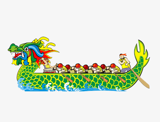 Boating clipart racing boat. Dragon festival png image