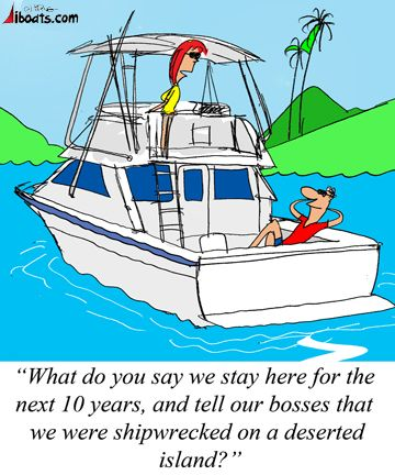 Boating clipart rock the boat.  best humor images