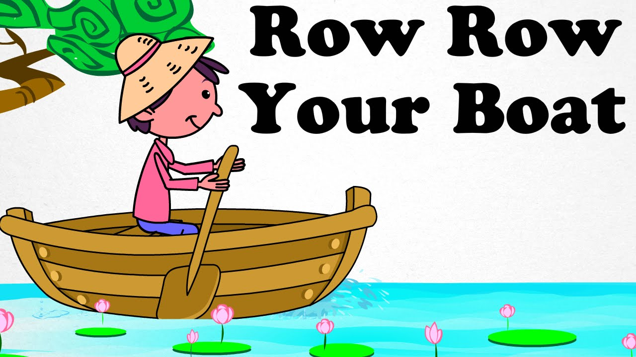 Boating clipart row your boat. Free play cliparts download