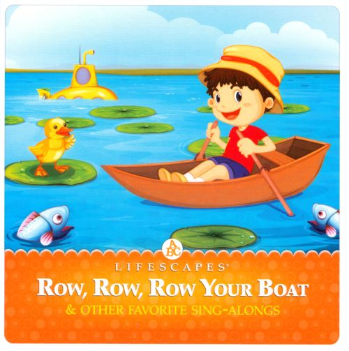 Lifescapes for kids various. Boating clipart row your boat