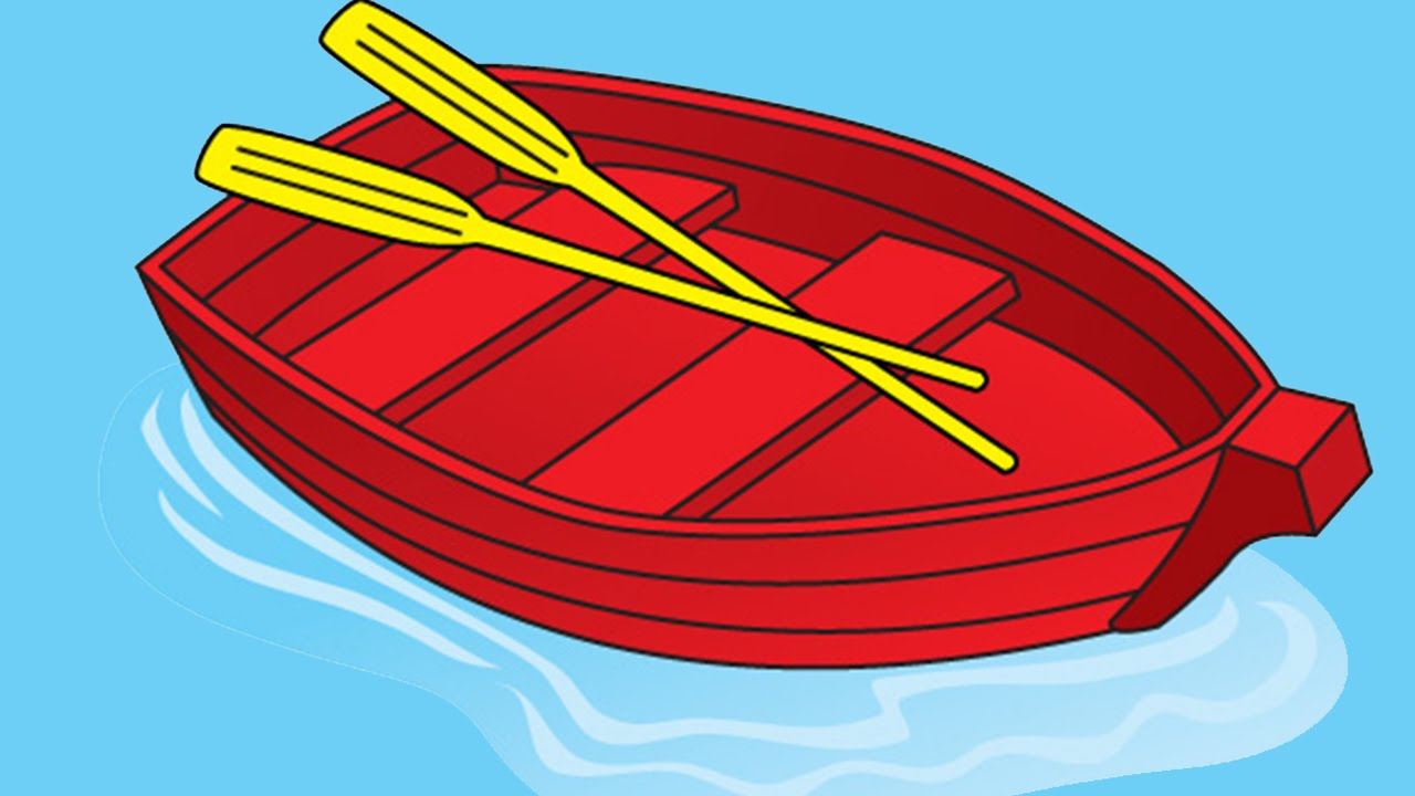 Boats clipart rowing boat. Row your lullaby version