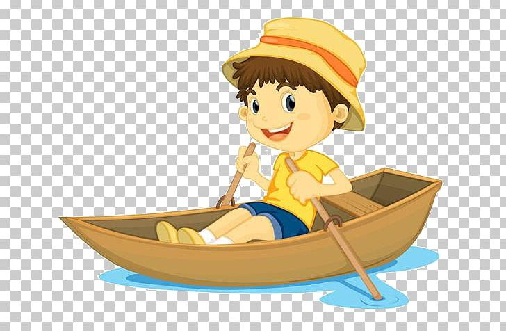 Boating clipart row your boat. Png anime character art
