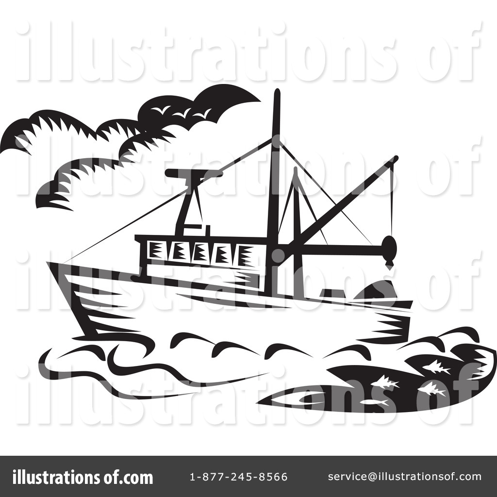 Boat by patrimonio royaltyfree. Boats clipart illustration