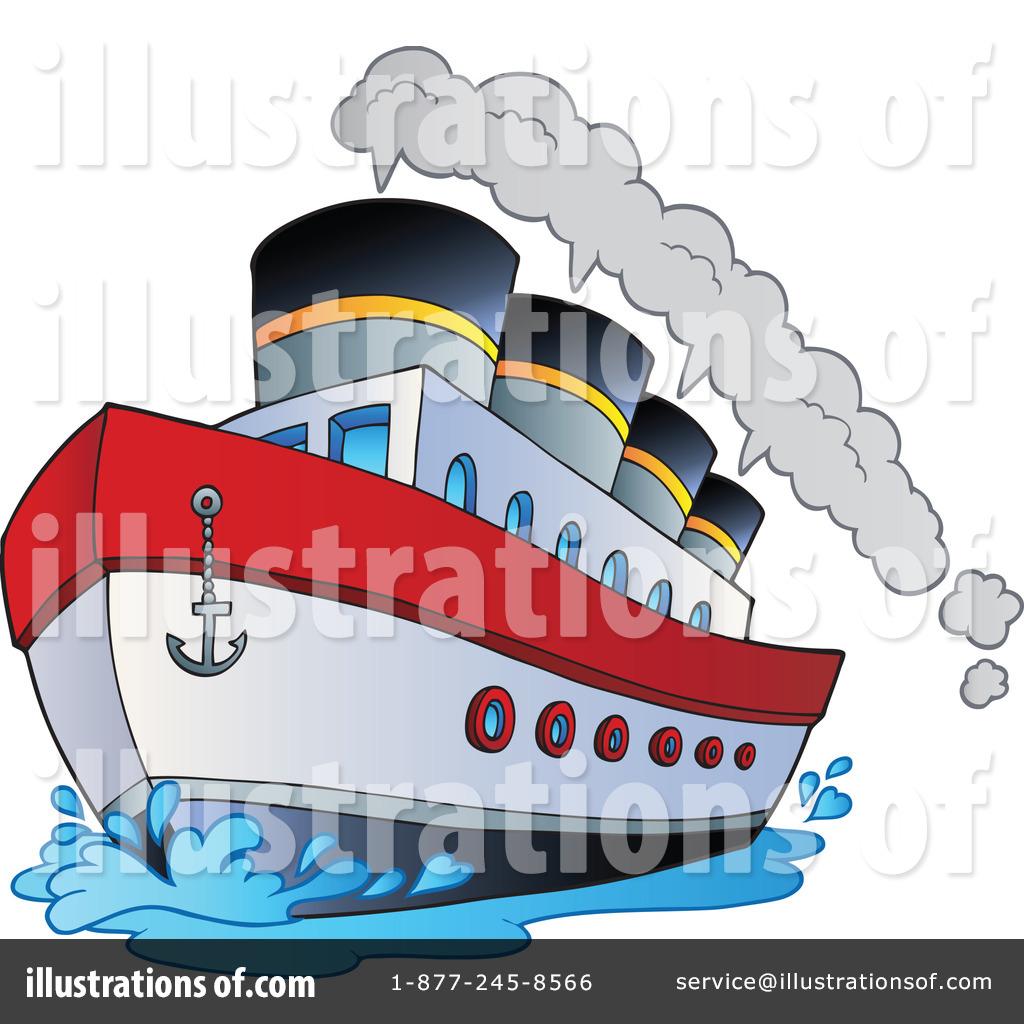 Boat illustration by visekart. Boating clipart royalty free