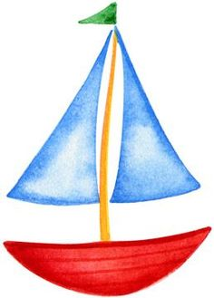 Boat clip art free. Boating clipart sailboat