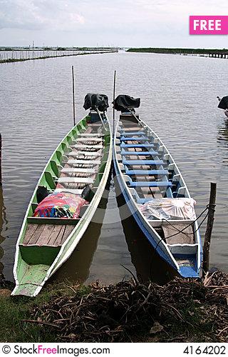Boating clipart sampan. Thai boat free stock