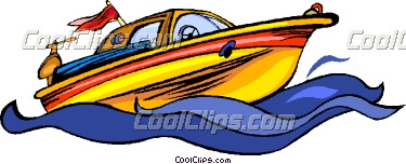 Boating clipart ski boat. Speed panda free images