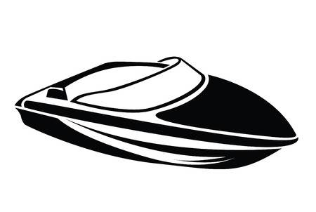 Boating clipart speed boat. Boats station