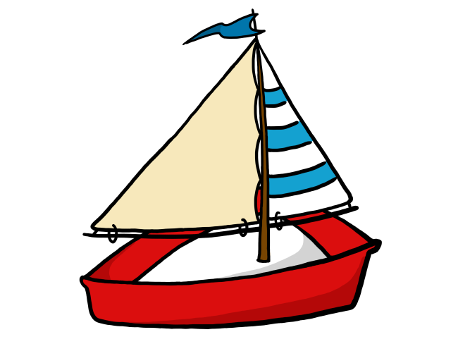 Boats clipart sailing boat. Clip art for kids