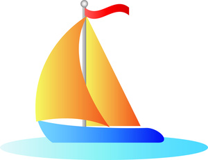 Free sailboat clip art. Boating clipart two ship