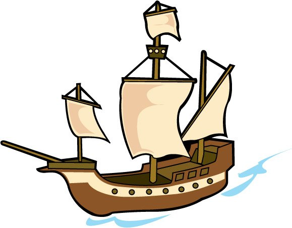 Boating clipart two ship. Free download clip art