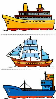 collection of transport. Boating clipart water transportation