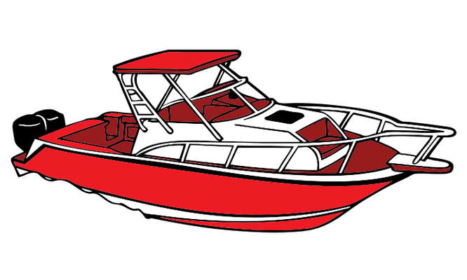 Christmas clip art boat. Boating clipart watercraft