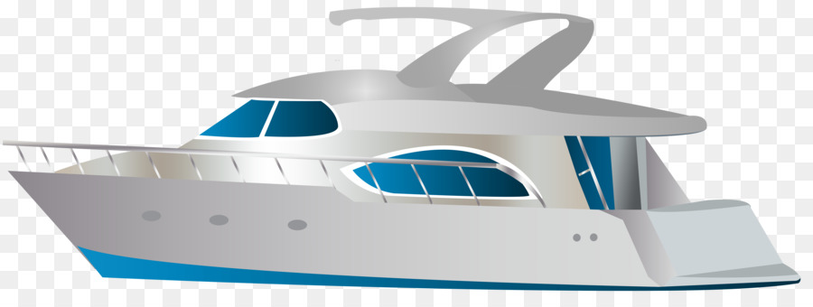 Motor boats car clip. Boating clipart yacht
