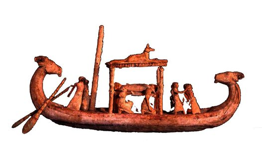 Boats clipart ancient egyptian. Funerary boat e australian