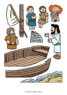 d pictures of. Boats clipart bible