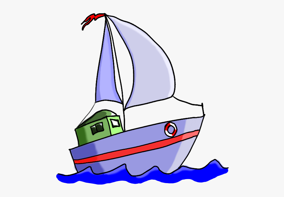 Boats clipart cartoon. Boat kid image of