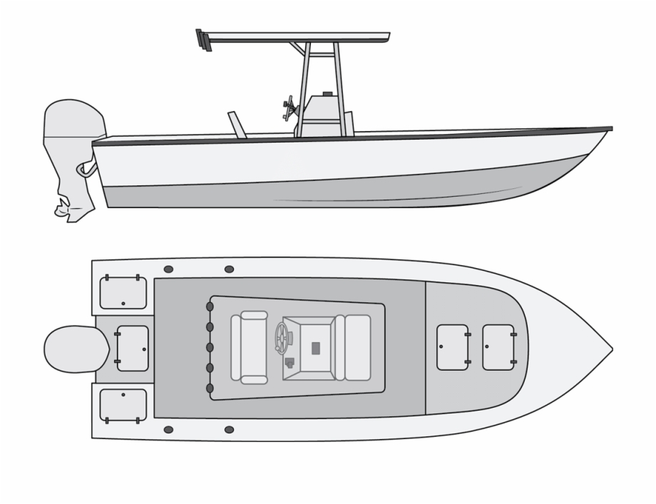Types of fishing center. Boats clipart charter boat