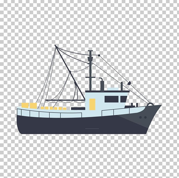 Vessel boat png angle. Boats clipart fishing trawler