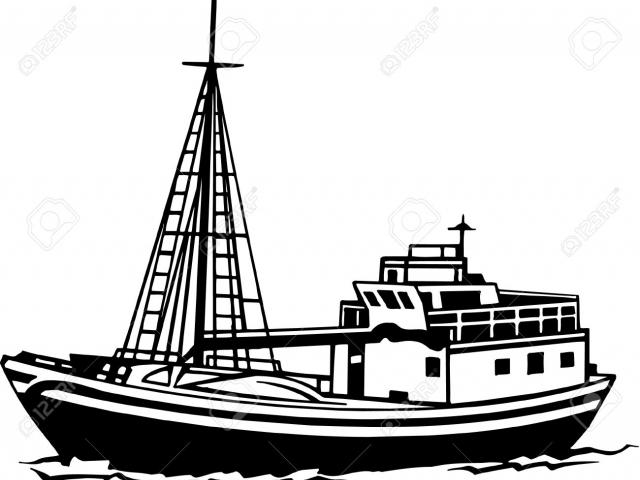 Boat free on dumielauxepices. Boats clipart fishing vessel