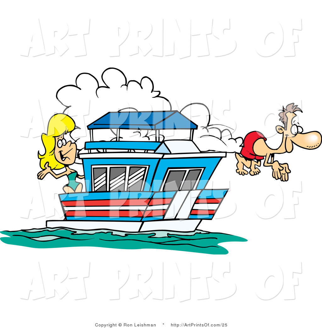 Houseboat panda free images. Boats clipart house boat