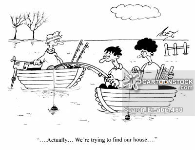 Houseboat cartoons and comics. Boats clipart house boat