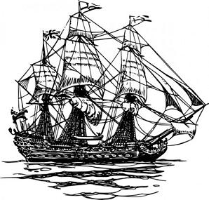Ship drawing at getdrawings. Boats clipart old fashioned