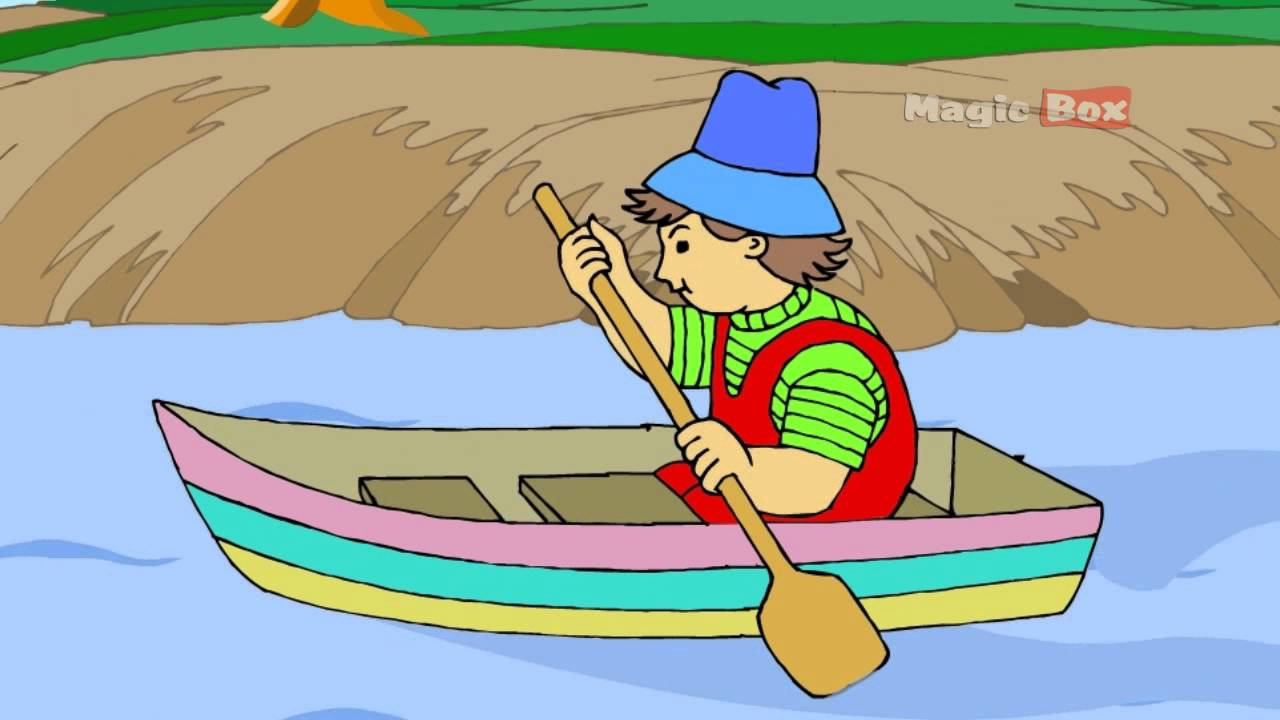Cartoon download. Boats clipart row boat