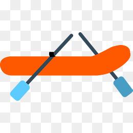 Rowing png vectors psd. Boats clipart row boat