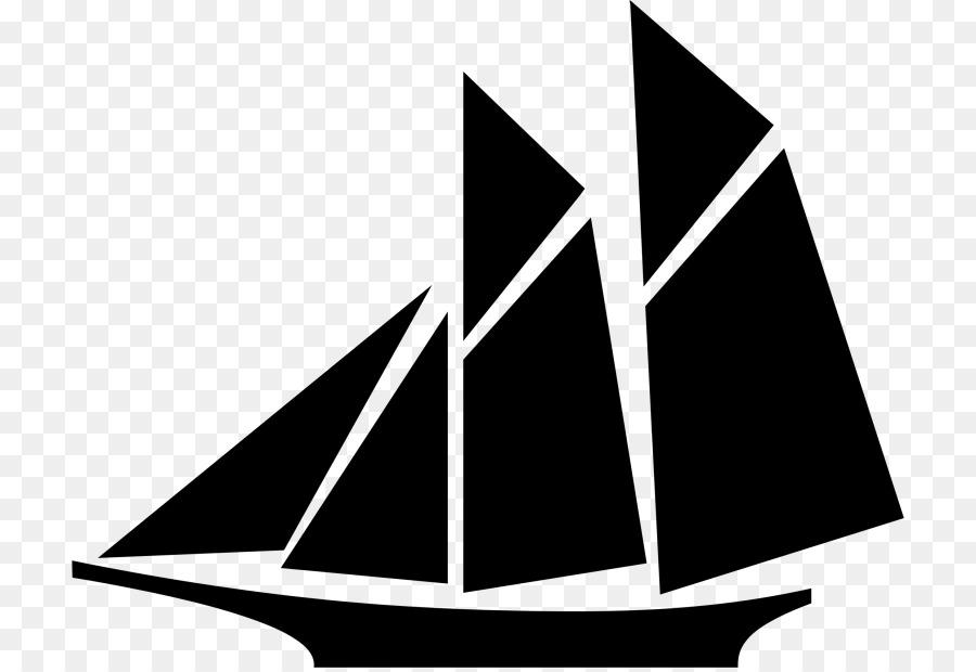 Sailboat clip art sail. Boats clipart schooner