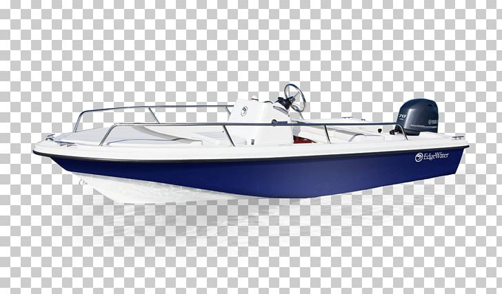 Motor center console watercraft. Boats clipart skiff