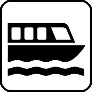 Map symbols boat clip. Boats clipart symbol