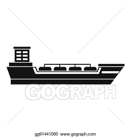 Boats clipart tanker. Clip art oil ship