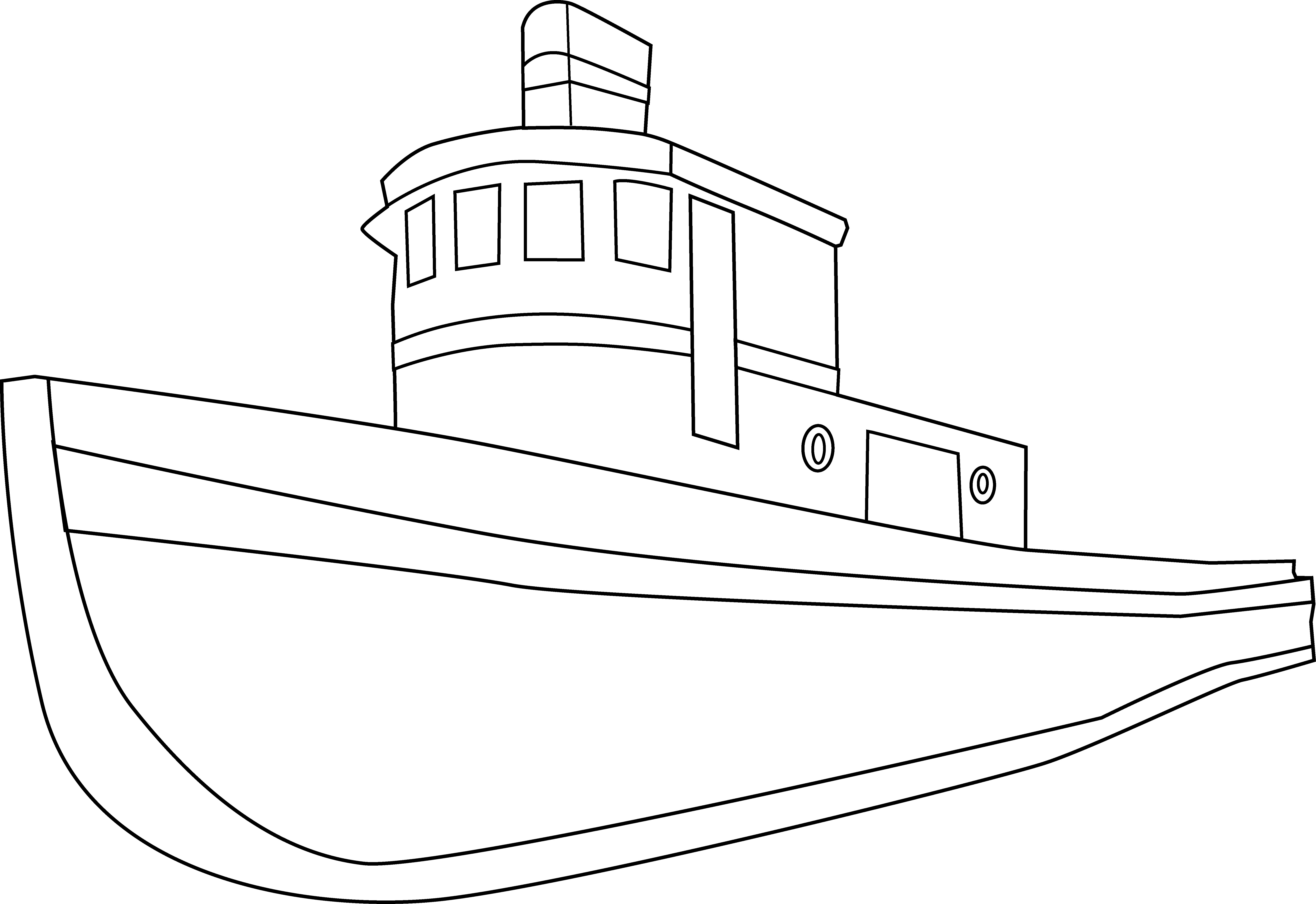 collection of vessel. Clipart boat houseboat