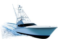 Vector fishing boat jet. Boats clipart transparent background