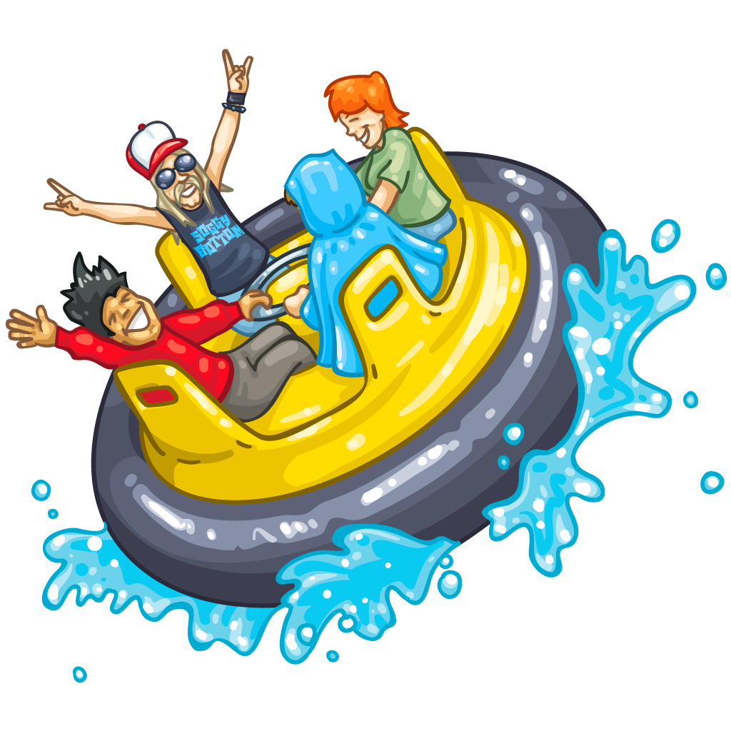 Item detail rapids ride. Boats clipart tubing