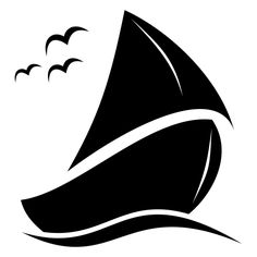 Sailboat boat clip art. Boats clipart vector