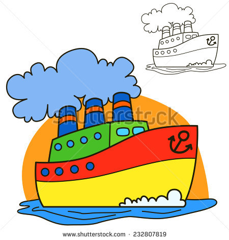 Boats clipart water transport. Transportation station